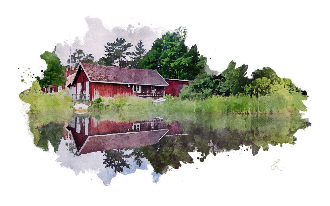 Campbell Farmhouse