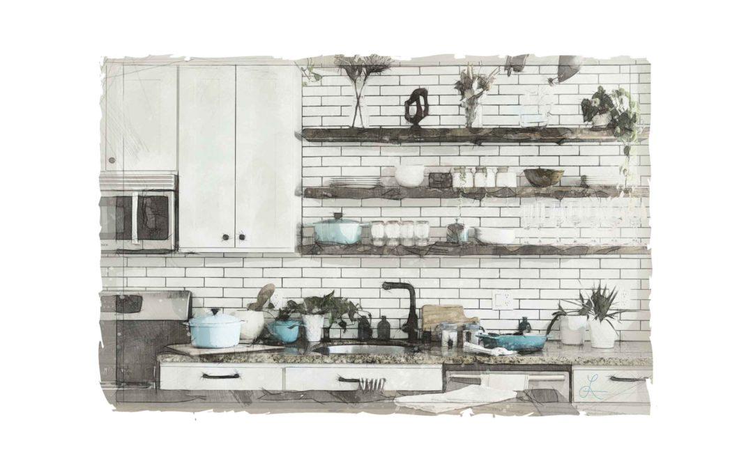 Cozy Kitchen Concept
