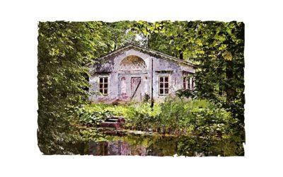 Cottage on Redbud Pond