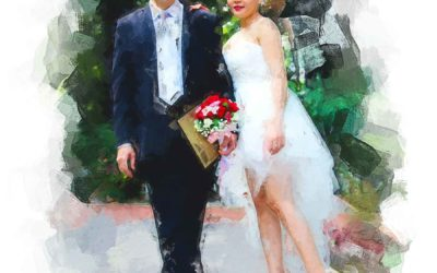 Garden Path Wedding